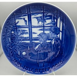 "Royal Copenhagen / Bing & Grondahl ""Jubilee Plate"" 1895-2010"