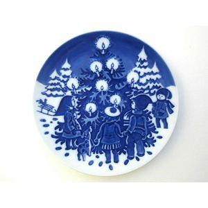 """Royal Copenhagen """"Children's Christmas Plate"""" 1998"""