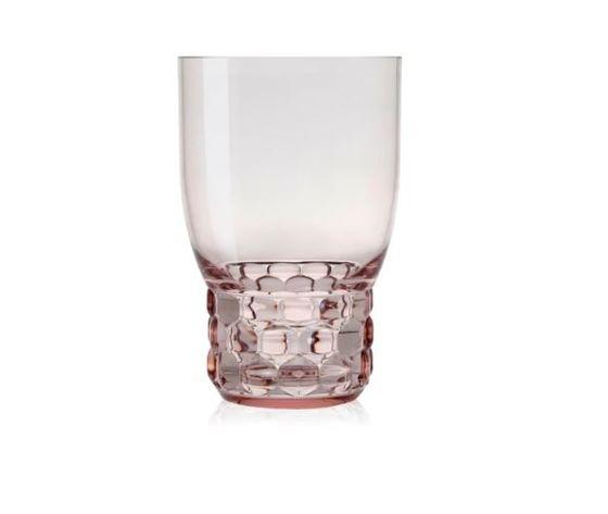 Kartell Jellies Family Rosa Bicchieri acqua / Set da 4 pezzi