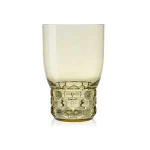 Kartell Jellies Family Verde Bicchieri acqua / Set da 4 pezzi