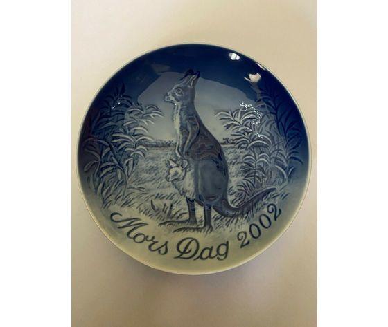 """Royal Copenhagen / Bing & Grondahl """"Mother's Day"""" Plate 2002"""