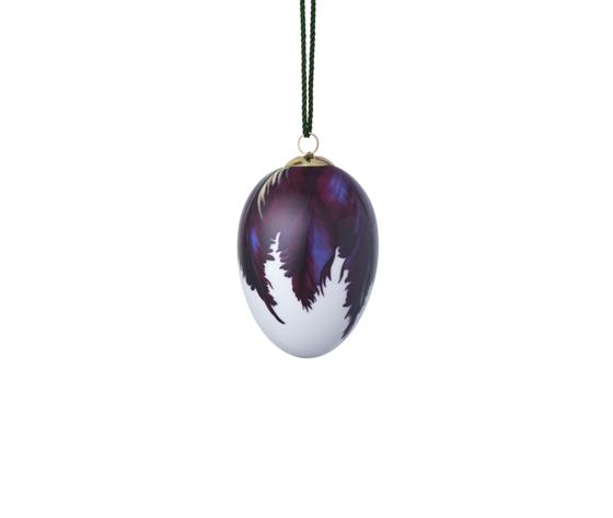 """Royal Copenhagen Uovo di Pasqua Grande """"Tulipano"""" 10 cm"""