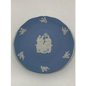 Wedgwood Piatto Natale / Christmas Plate 1998