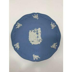 Wedgwood Piatto Natale / Christmas Plate 1999