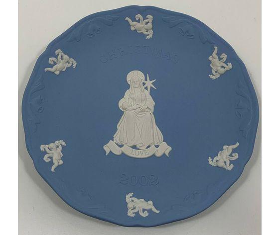 Wedgwood Piatto Natale / Christmas Plate 2002