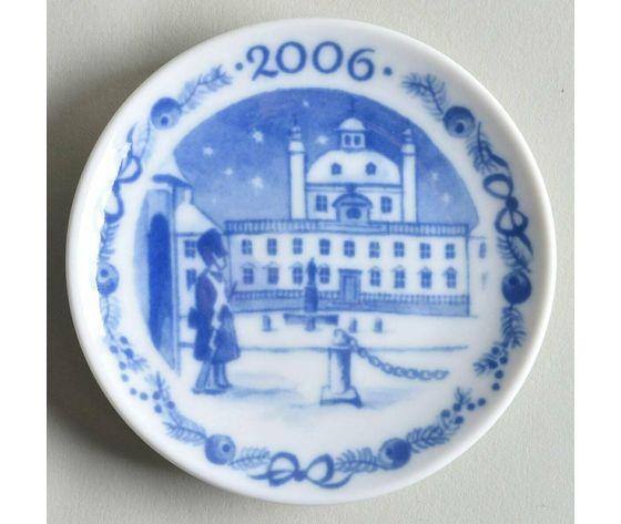 Royal Copenhagen Christmas Plaquette 2006