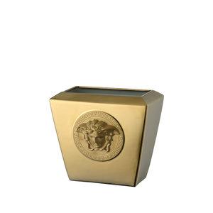 Versace Medusa Gold Vaso 18 cm