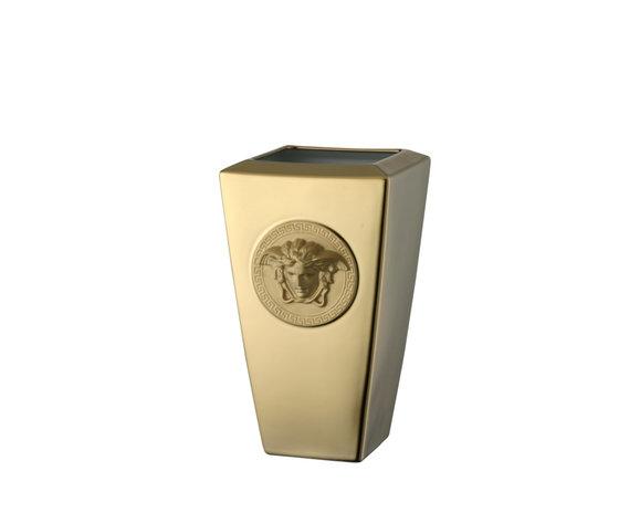 Versace Medusa Gold Vaso 24 cm