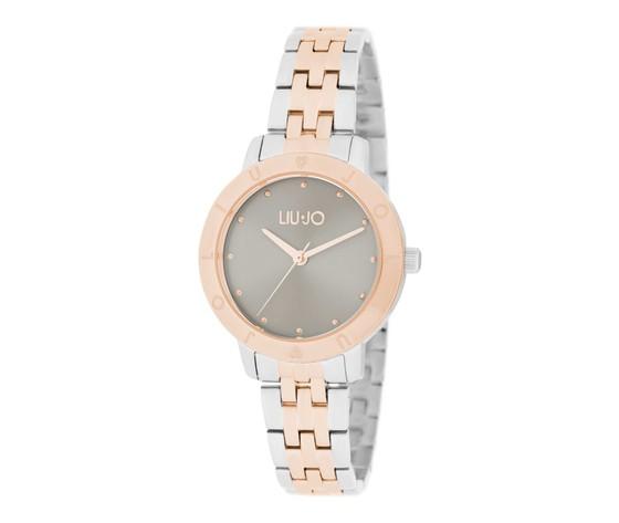 Liu-Jo orologio TLJ1815 Greta Bicolor Gr e grigio per donna