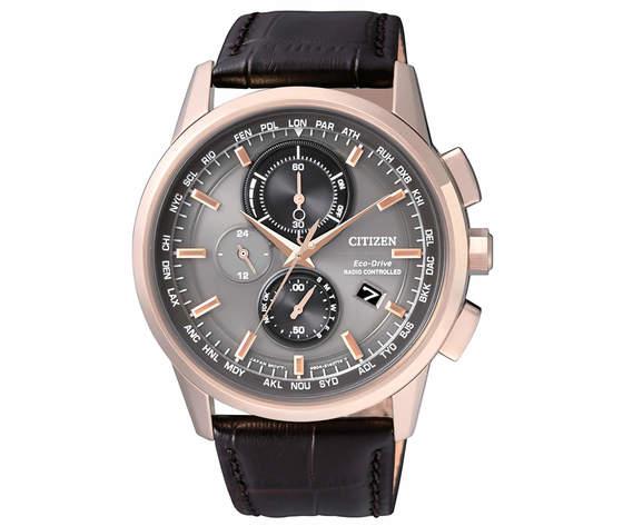 Citizen AT8113-12H orologio eco drive radiocontrollato per uomo