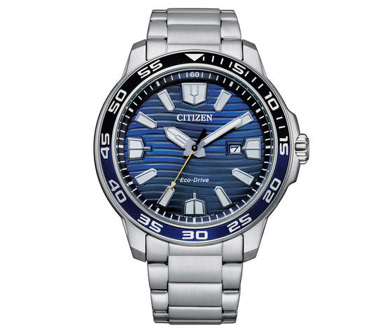 Citizen AW1525-81L orologio Marine Sport eco drive per uomo