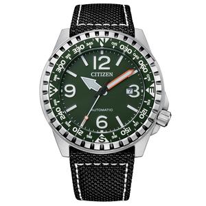 Citizen NJ2198-16X orologio Meccanico per uomo