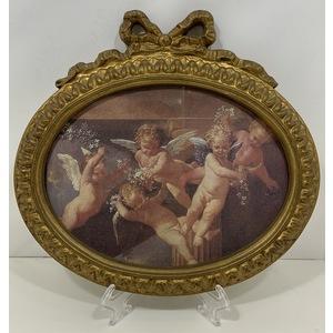 IL GRIFO Arte Decorativa  Fiorentina: Stampa su seta