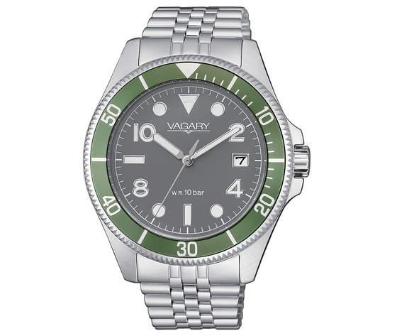 Vagary orologio VD5-015-61 Aqua 105th solotempo per uomo
