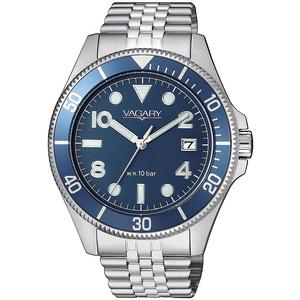 Vagary orologio VD5-015-71 Aqua 108th solotempo per uomo