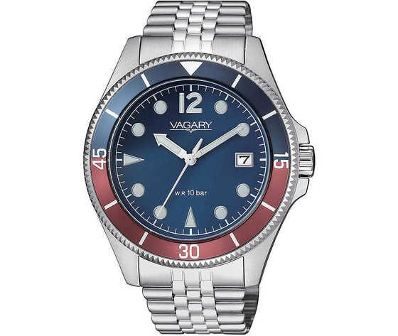 Vagary orologio VD5-015-73 Solotempo Aqua 108th per uomo