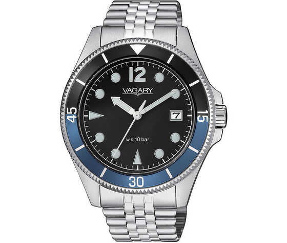 Vagary orologio VD5-015-91 solotempo aqua 108th per uomo