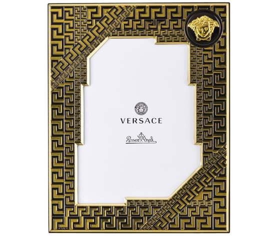 Versace Frames / Portafoto VHF1 Greche Black 13x18