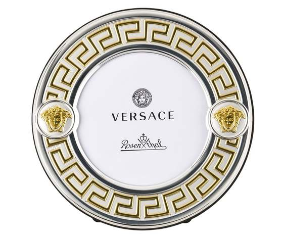 Versace Frames / Portafoto VHF4 Gold Diam.9 cm