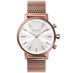 Kronaby Carat orologio 38 mm Hybrid Smartwatch S1400/1 unisex