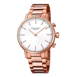 Kronaby Carat 38 mm orologio Hybrid Smartwatch S2446/1 unisex