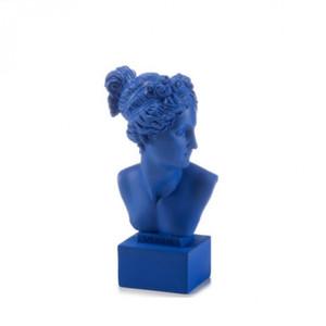 Lamart Palais Royal busto Venere blu 19 cm