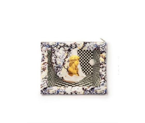 Lamart Palais Royal Pochette Bellimbusti 27x20