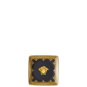 Versace Baroque Nero Coppa quadrata 12 cm