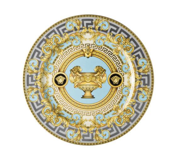 Versace Prestige Gala Bleu 2 Piatto segnaposto 30 cm