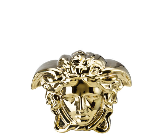 Versace Break the Bank Gold Salvadanaio