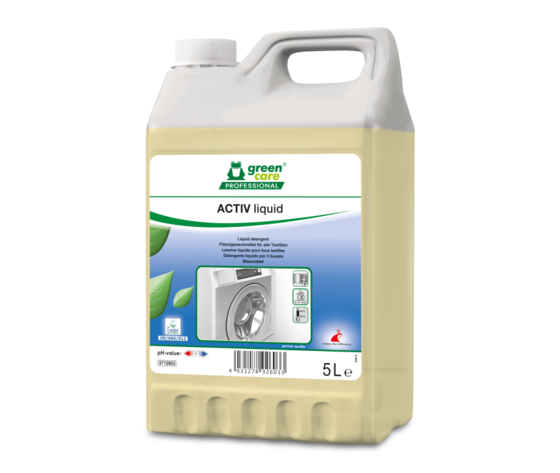 GREEN CARE ACTIV liquid - 5L