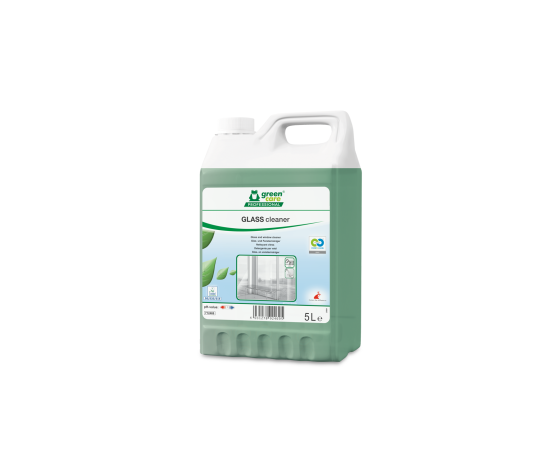 GREEN CARE GLASS cleaner - 5L