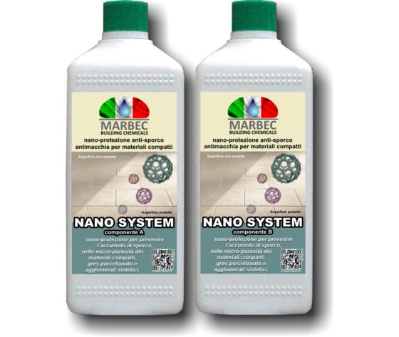 NANO SYSTEM - 500 mL + 500 mL