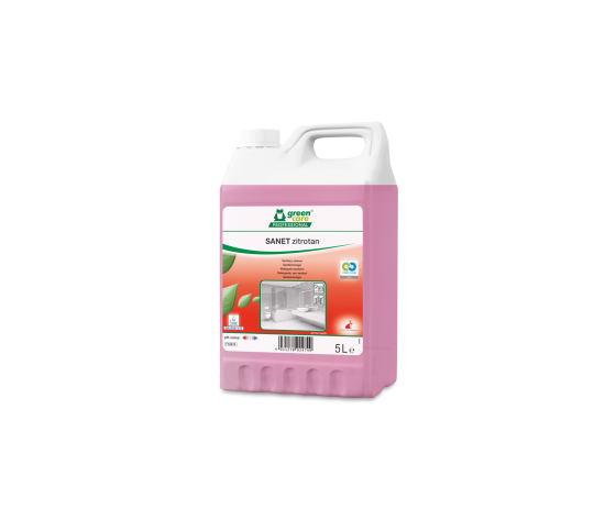 GREEN CARE SANET zitrotan - 5L