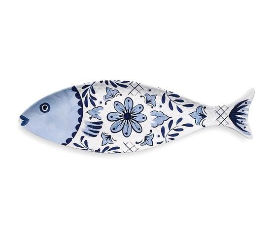 vassoio pesce lungo Santorini