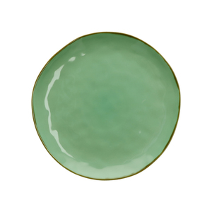 Piatto piano Concerto verde acqua Ø 27 cm
