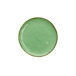 Piatto frutta Concerto verde acqua Ø 20 cm