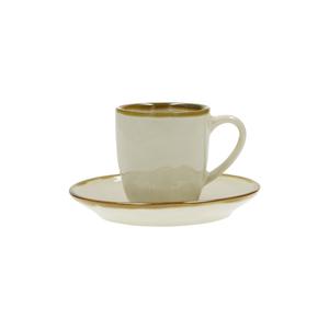 Tazza caffè c/p. Concerto avorio 90 cc