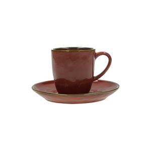 Tazza caffè c/p. Concerto rosso malaga 90 cc