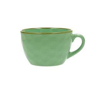 Tazza colazione Concerto verde acqua 420 cc