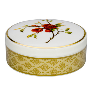 Scatola rotonda Blossom  Ø 9,5 cm