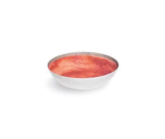 Ciotola bassa Terrae rosso