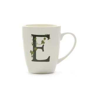 Mug lettera 'E' atupertu