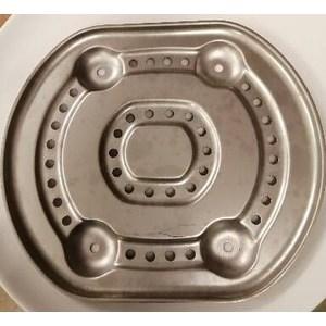 Griglia  per cottura a vapore pentola a pressione SPS Sambonet