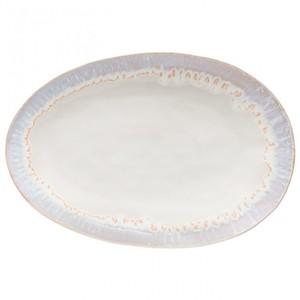 Piatto ovale Brisa Sal cm.41