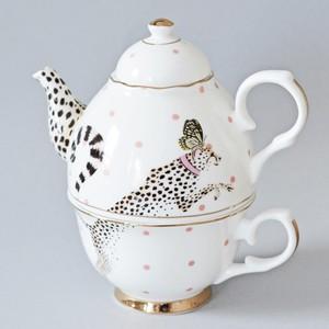 Tea for one Ghepardo
