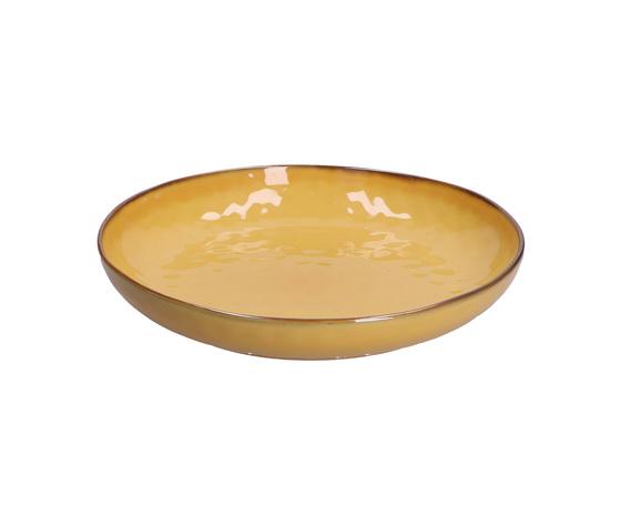 Gourmet bowl Concerto ocra Ø 30 cm