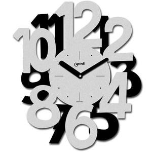 Orologio parete sagomato metallo