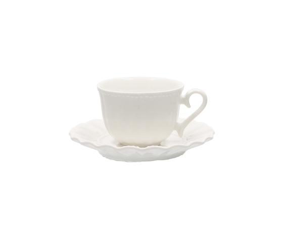 Tazza caffè c/p. Ducale  cc 80