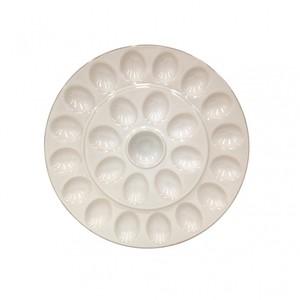 Piatto servi uova COOK & HOST cm. 34